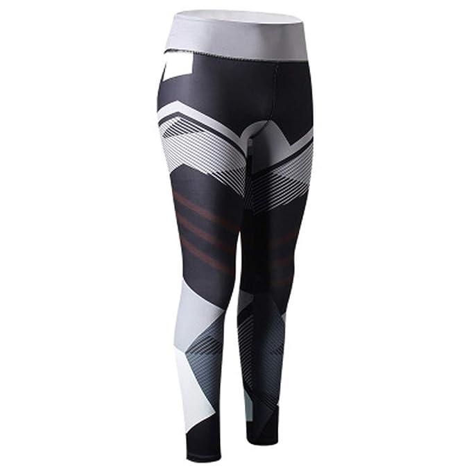 LMRYJQ Pantalones Rodilleras para Mujer Yoga Correr ...