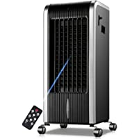 Portátil Aire Acondicionado Unidad, Calentador, Deshumidificador Ventilador Funciones, Móviles Enfriador De Aire con Myo A Distancia Y Led Pantalla para Habitaciones hasta 200 Sq Ft