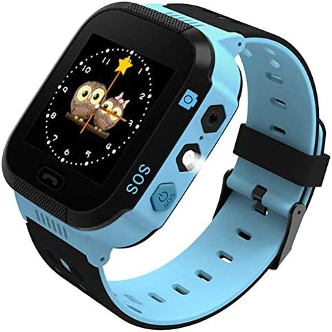 Enow Kids Smart Watch, LBS Tracker for 3-12 Year Old Boys Gi