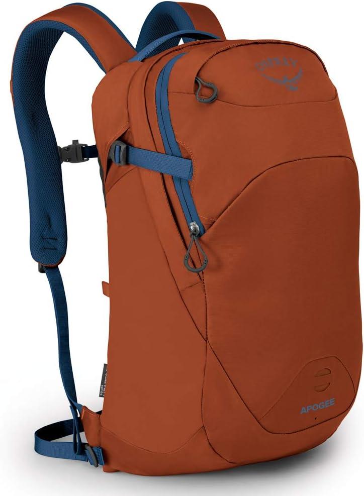 Osprey Apogee Men's Laptop Backpack, Umber Orange, One Size