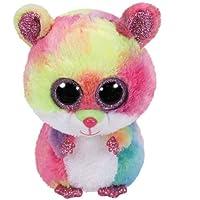 Ty Beanie Boo'S Small-Rodney Le Hamster Peluche, TY36214, Multicolore