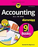 Accounting All-in-One For Dummies with Online