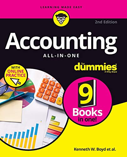 Accounting All-in-One Dummies with