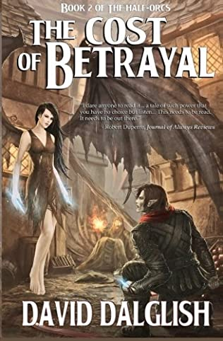 book cover of The Cost of Betrayal