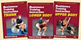 Resistance Training Instruction DVD: Complete Collection [VHS]