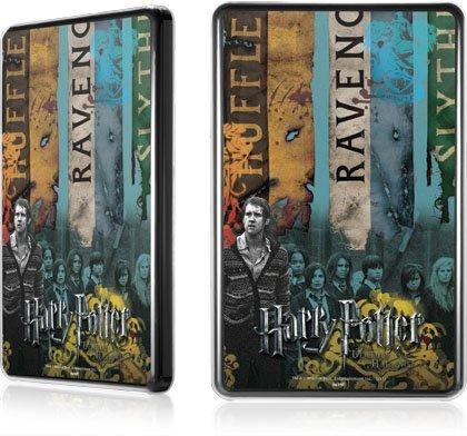 Harry Potter Hogwarts Houses – Amazon Kindle Fire Case