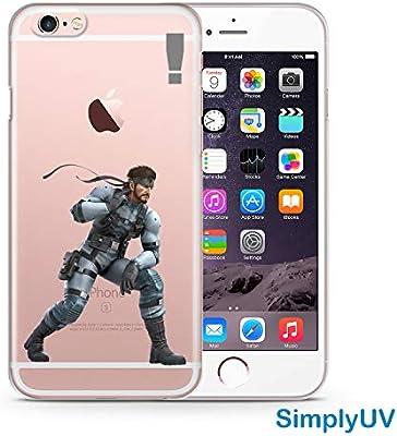 Amazon.com: Video Games SB SimplyUV - Carcasa transparente ...