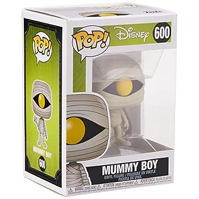 Funko Pop! Disney: Nightmare Before Christmas - Mummy Boy: Toys & Games
