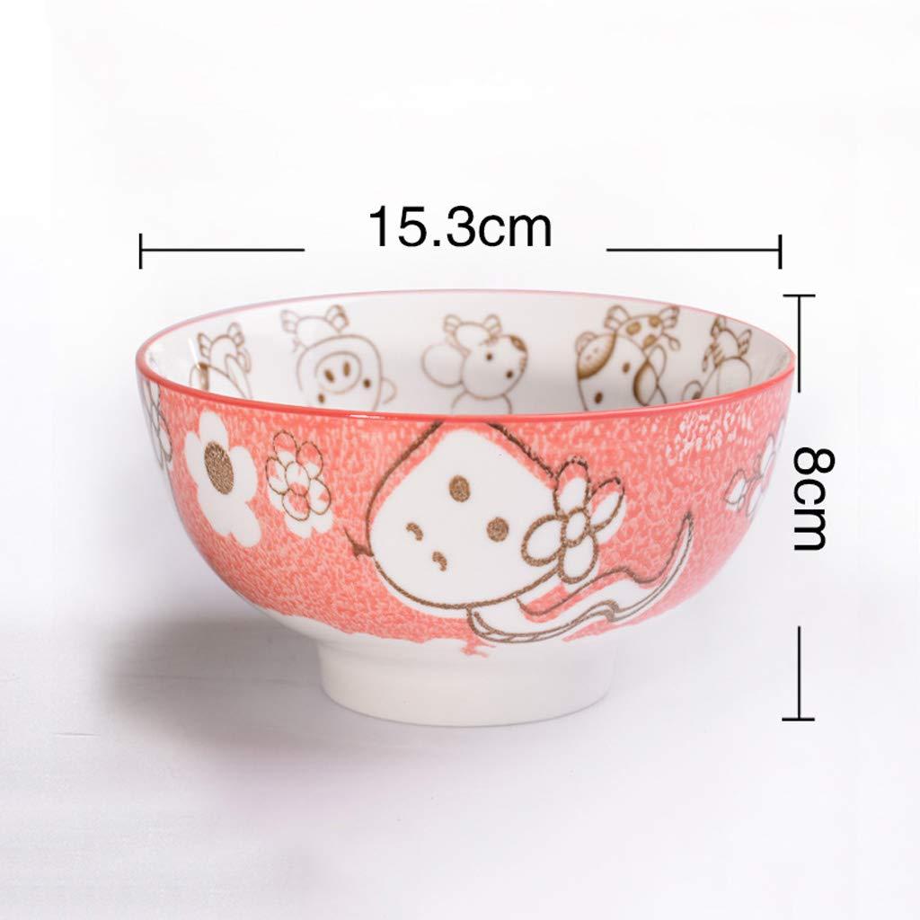 PLL Lindo patrón de 6 Pulgadas Platos de cerámica Chino de Dibujos ...