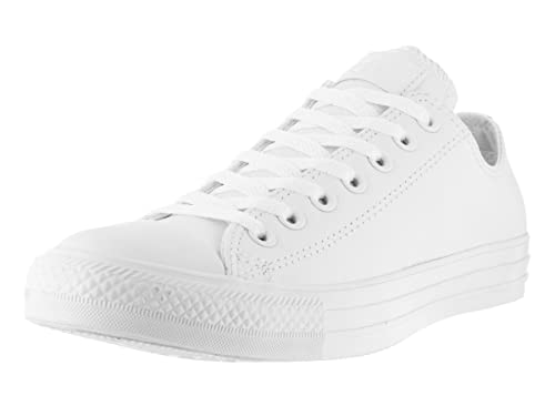 Converse Chucks Taylor Lo. This is a Tuelles Model Unisex – Adult Sneakers  White Size
