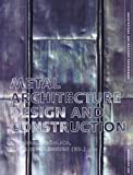 img - for Metal Architecture by Burkhard Frohlich (2003-10-01) book / textbook / text book