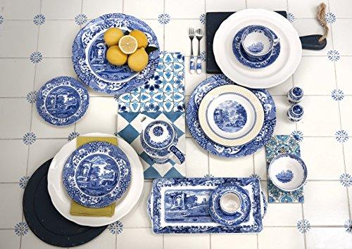 Spode Blue Italian Dinner Plate, Set of 4 by Spode (Image #3)