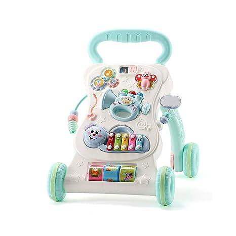 WMYJXD Andador para Bebés, Andador Multifunción para Bebés, Carro ...