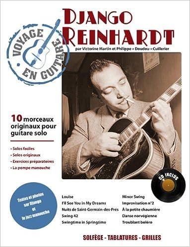Voyage en Guitare Django Reinhardt