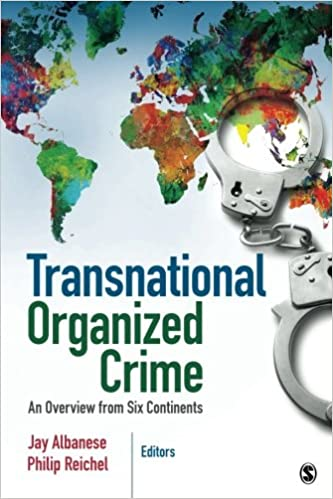 Amazon.com: Transnational Organized Crime (9781452290072 ...