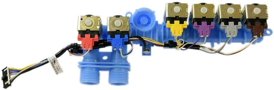 Whirlpool W11188329 Washer Water Inlet Valve Genuine Original Equipment Manufacturer (OEM) Part