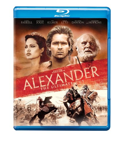 Alexander: The Ultimate Cut (BD) [Blu-ray]