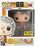 The Walking Dead Bloody Carol Peletier Funko Pop