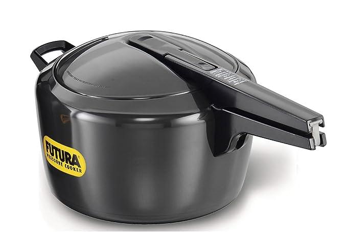 6758616d897 Buy Hawkins Futura Hard Anodised Aluminum Pressure Cooker