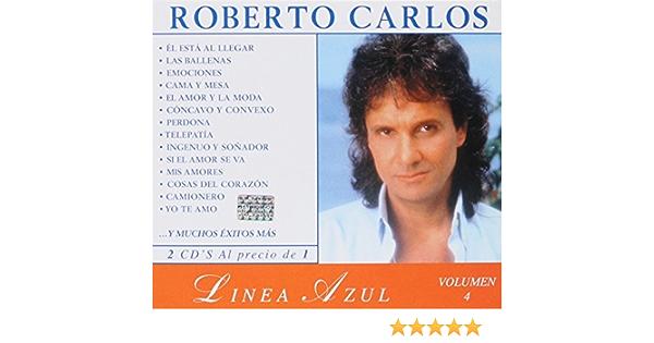 Roberto Carlos Roberto Carlos Vol 7 Y 8 Linea Azul 2 Cd S Music
