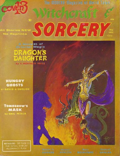 Witchcraft & Sorcery, May 1971 (formerly