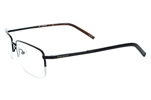 Amazon.com: Hackett London grande Fit hek1062 Mens Eyeglass ...