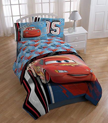 Disney Pixar Cars  Lightning Mcqueen Desert Race Set