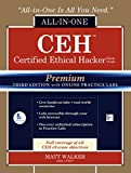Read CEH Certified Ethical Hacker All-in-One Exam Guide, Premium Third Edition with Online Practice Labs Access Code Reader