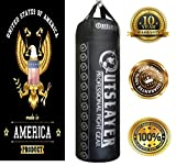 Outslayer 80lb Boxing and MMA Punching Bag Kit