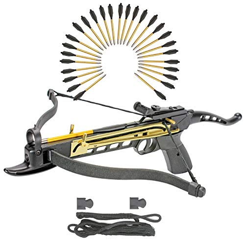 KingsArchery Self Cocking Crossbow Bundle