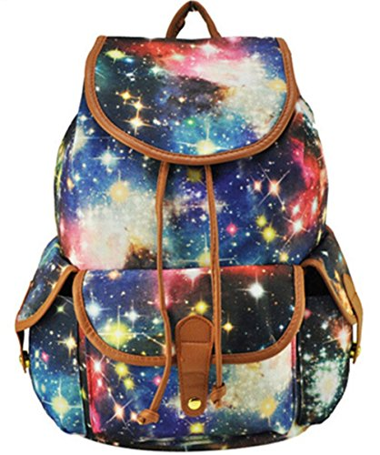 Stormiay Galaxy Backpack College Rucksack