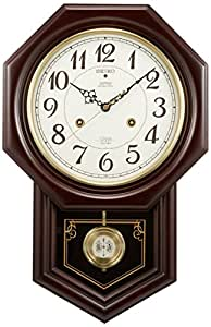 Amazon Com Seiko Clock Seiko Clock Wall Clock Chime