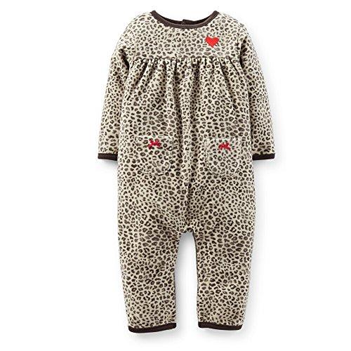 Girl Leopard Print Heart Months