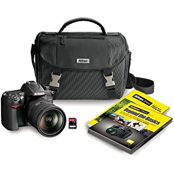 Nikon D7000 DX-Format CMOS Digital SLR Kit with 18-200mm f/3.5-5.6G AF-S DX VR II ED Nikkor Lens
