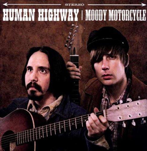 Moody Motorcycle [Vinyl] -  HUMAN HIGHWAY, LP Record