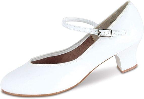 store famous brand release date: Amazon.com | Danshuz Womens White Character Tap Queen Dance Shoes ...