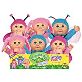 Cabbage Patch Kids 9 Inch Collectible Garden Party Softbody Cuties Doll, Flutter Butterfly