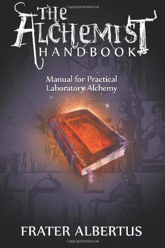 Download Alchemist's Handbook: Manual for Practical Laboratory Alchemy ebook