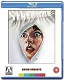 Tenebrae [Blu-ray] [1982] cover.