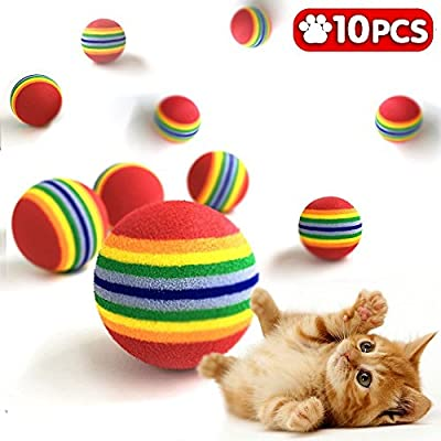 Gatos de la pelota de juguete de mascota de gato de hundewelpen de ...