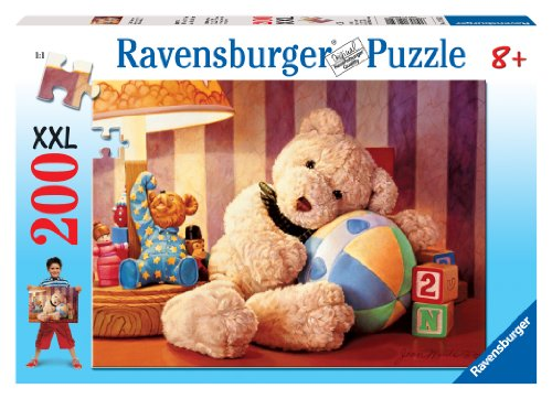 Ravensburger Cuddly Teddy Bear - 200 Piece Puzzle