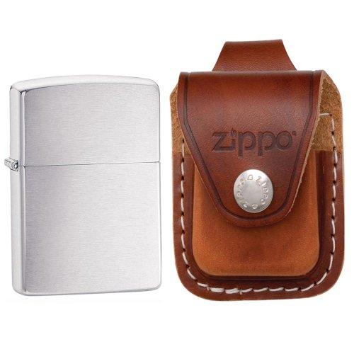 (Zippo 200 Classic Brushed Chrome)