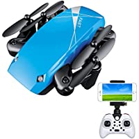 Quad Drone, Bangcool Mini Drone Wifi Transmission 360 Degrees Flips Roll Folding Four Axis Aircraft