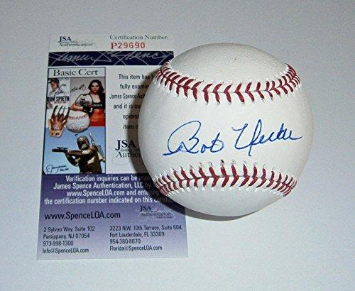 Bob Uecker Signed Ball - COA - JSA Certified - Autographed Baseballs Bob Uecker Baseball
