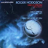 Roger Hodgson - Had A Dream (Sleeping With The Enemy) - A&M Records - AMS 12-9795, A&M Records - AMS 12.9795