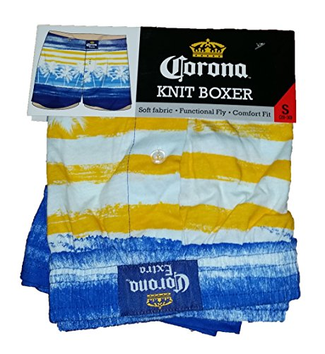 Corona Extra Beer Licensed Boxer Shorts - Large