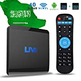 Livebox IPTV Receiver 1500+ Global Live Channels from Asian American Europe Arabic Brazil