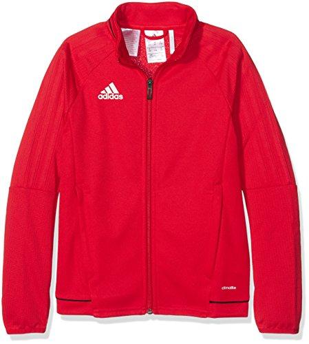 shirt 17 Scarlet Sweat noir Garçon blanc Adidas Tiro qR5twX1