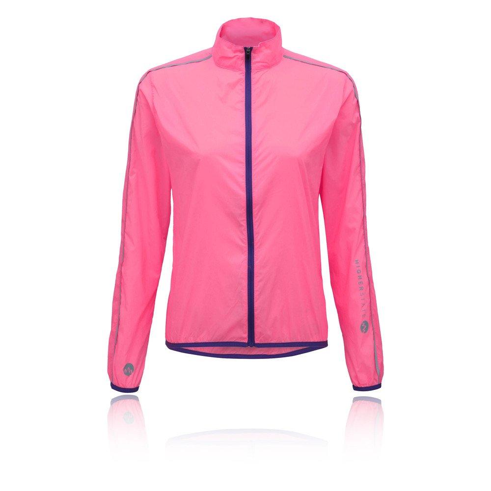 Higher State Womens Lightweight Running Jacket