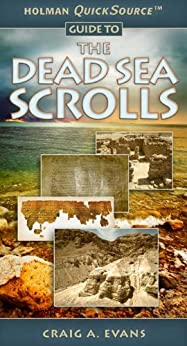 }TOP} Holman QuickSource Guide To The Dead Sea Scrolls. cordones Edition practica Consulta horas Buenos
